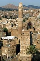 Yemen, Sana´a, San´a, Sanaa, North Yemen, Arabian Peninsula, Middle East, Eastern, Orient, oriental, arab, UNESCO, Wor