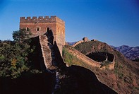 Jinshanling section, Great Wall. China