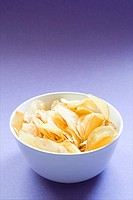 Bowl of crisps