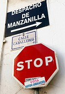 Sanlucar de Barrameda. Andalucia. Spain