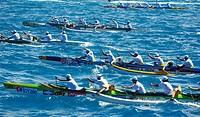 French Polynesia, Hawaiki Nui canoe race