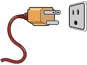 Electrical plug (thumbnail)