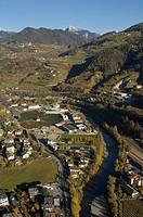 eisack valley, chiusa, italy