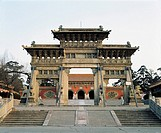 the Imperial Mausoleums of the Qing Dynasty,Shenyang city,Liaoning Province,China