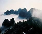 Mt Huangshan,Anhui