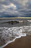 The Baltic Sea by Oland, Sweden