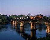 River Kwai river Steel bridge Train Kanchanaburi Thailand Train Track Traffic Vehicle, Transportation Vehicle, Transportation