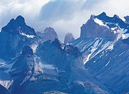 Torres del Paine National Park,Patagonia,Chile