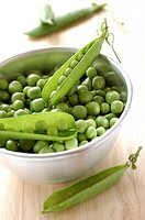 Peas and pods (thumbnail)