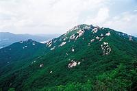 Mt. Suraksan,Seoul,Korea