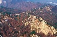 Mt.Bugaksan,Seoul,Korea