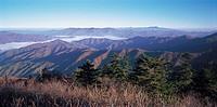 Mt. Gyebangsan,Gangwon,Korea