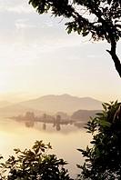 Chungjuho Lake,Chungbuk,Korea