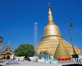 Shwe Mudaw pagoda Bago Myanmar