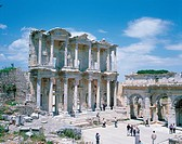 Celcus Library,Ephesus,Turkey