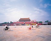 Tiananmen Square,Beijing,China