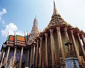 Wat Phra Kaew,Bangkok,Thailand