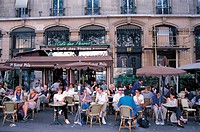 Cafe,Paris,France