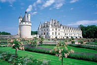 Chateau Chenonceau,Loire Valley,France