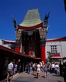 Chinese Theater, Los Angeles, United States of America