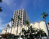 Sheraton Hotel,Waikiki,Honolulu,Hawaii,USA