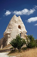 El Nazar Church, G&#246;reme. Cappadocia. Anatolia. Turkey