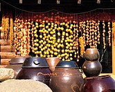 Drying Persimmons,Korea