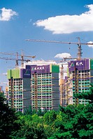 Reconstruction,Siyeoung Apartments,Jamsil,Songpa_Gu,Seoul,Korea