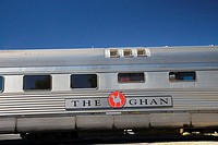 Ghan Train, Alice Springs, Outback, Northern Territory, Australia