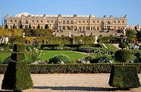 France, Ile_de_France, Versailles, gardens, castle