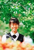 High School Student,Korea