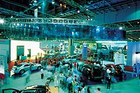 Seoul Motor Show,Korea International Exhibition Center,Gyeonggi,Korea
