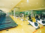 Health Club,Korea