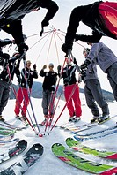 Ski Resort,Chungbuk,Korea