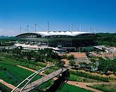 Seoul Worldcup Stadium,Sangam_Dong,Mapo_Gu,Seoul,Korea