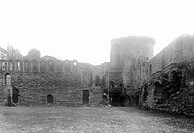 Bothwell Castle, 1897
