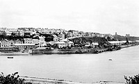Milford Haven, Old Milford 1899