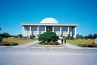 National Assembly,Yeouido,Seoul,Korea