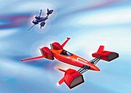 Imaginary aircrafts, Illustration, CG, Close Up