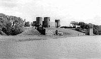 Rhuddlan, the Castle c1965