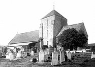 Rottingdean, the Church 1889