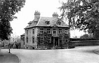 Kibworth Harcourt, the Old House c1955