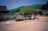 Seonunsa Temple,Jeonbuk,Korea