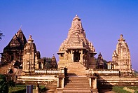 Lakshmana Temple, Khajuraho, Madhya Pradesh, India