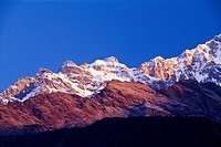 Mountains, Annapurna Sanctuary, Nepal