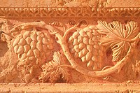 Wall Reliefs from the site of Palmyra, Syria, Close Up