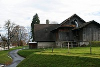 Farm House, Pilatus, Switzerland