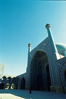 A mosque, Masjed_e Imam, Iran, Low Angle View