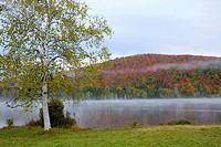 Lac Superior, Mont Tremblant, Quebec, Canada