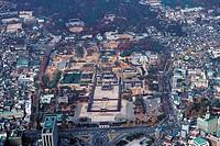 Gyeongbokgung palace,Jongno-gu,Seoul,Korea